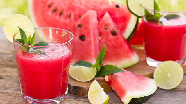Organic Watermelon Juice